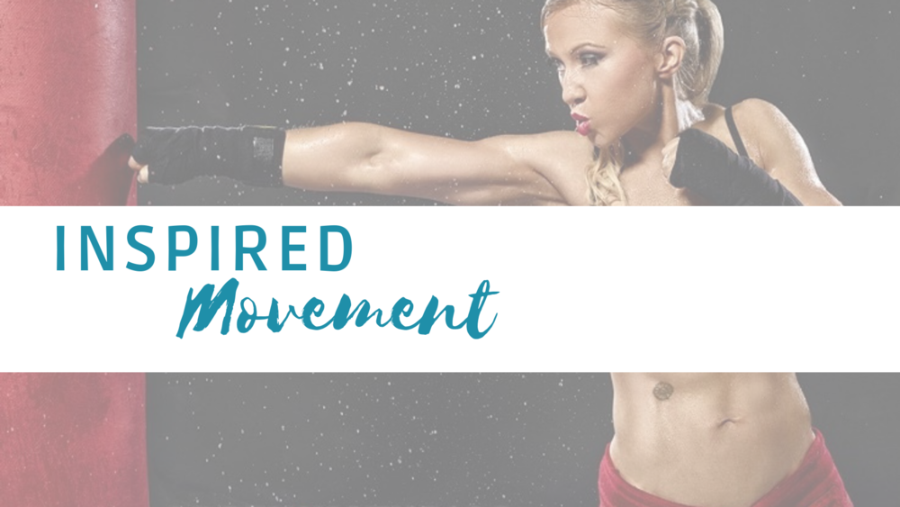 Click here for Posts on Inspired Movement