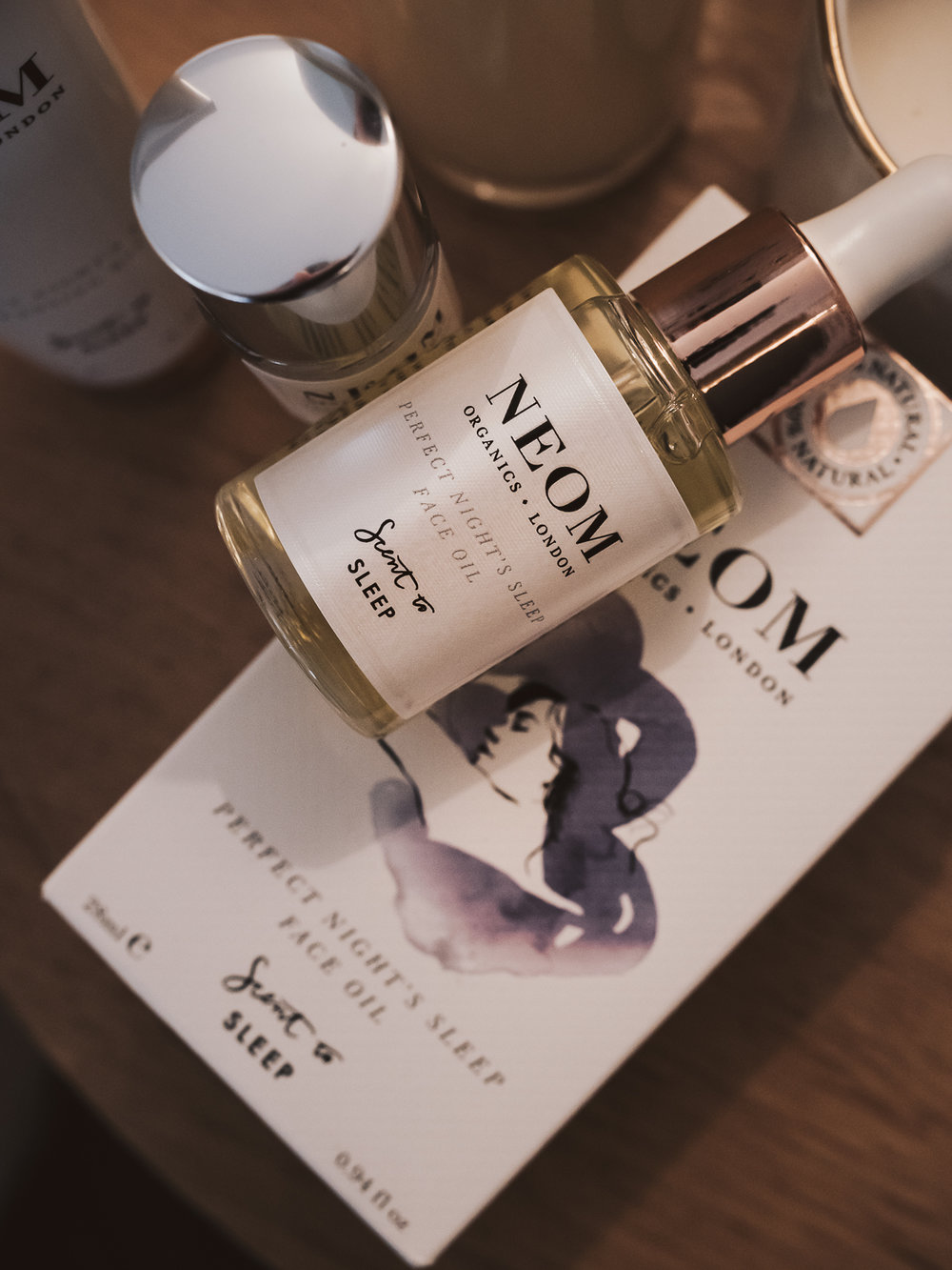 NEOM 舒緩恬睡美膚精露 - Perfect Night's Sleep Face Oil