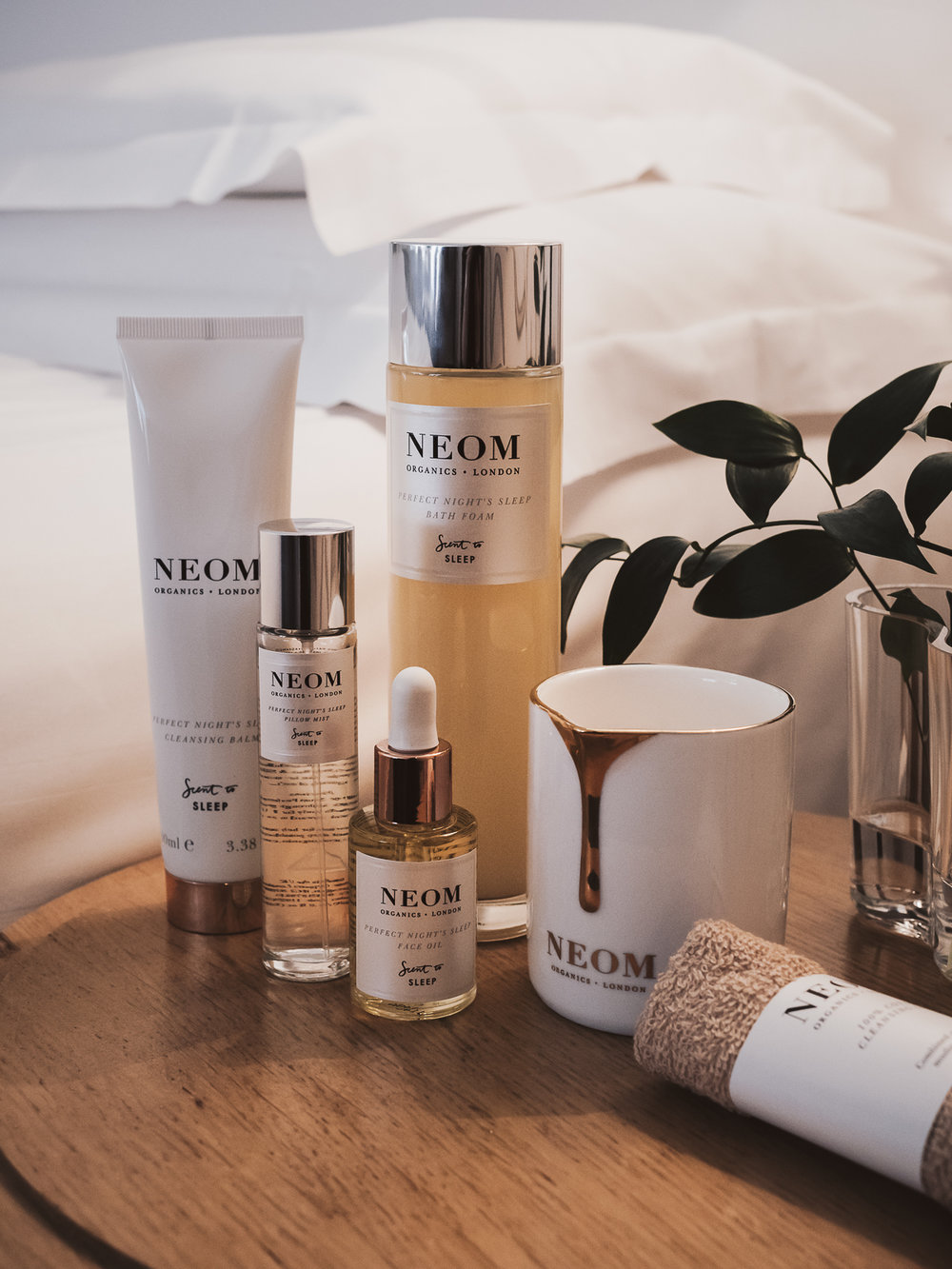 NEOMSCENT TO SLEEP RANGE -