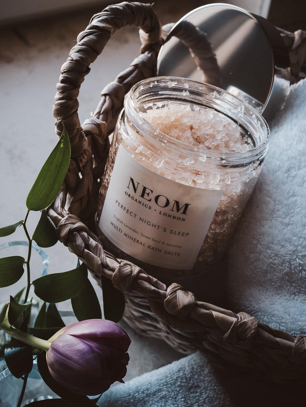 NEOM Multi Mineral Bath Salts - Perfect Night's Sleep