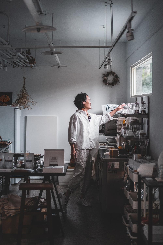 Taipei Taiwan W&M Workshop Coffee Shop Interview - FUJIFilmXT33514 - Yes! Please Enjoy by Fanning Tseng-7.jpg