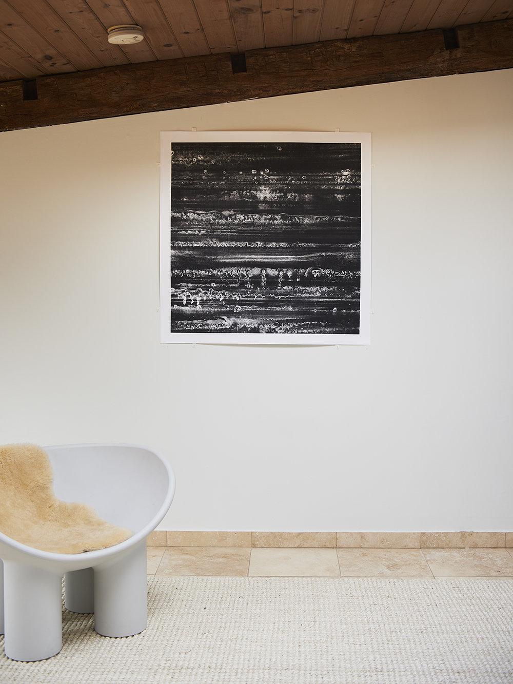 Leah Raintree, installation view, JDJ   The Ice House, 2019