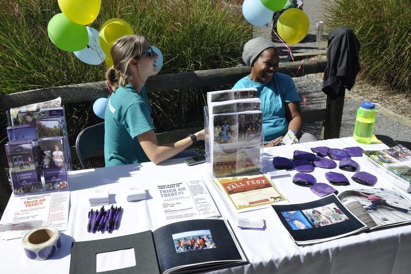 Volunteer - Would you like to participate in the planning and organizing of this organization? Consider volunteering at any of our events… join our board… organize a fundraiser.