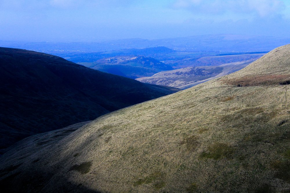 Bleaklow Hill, Peak District