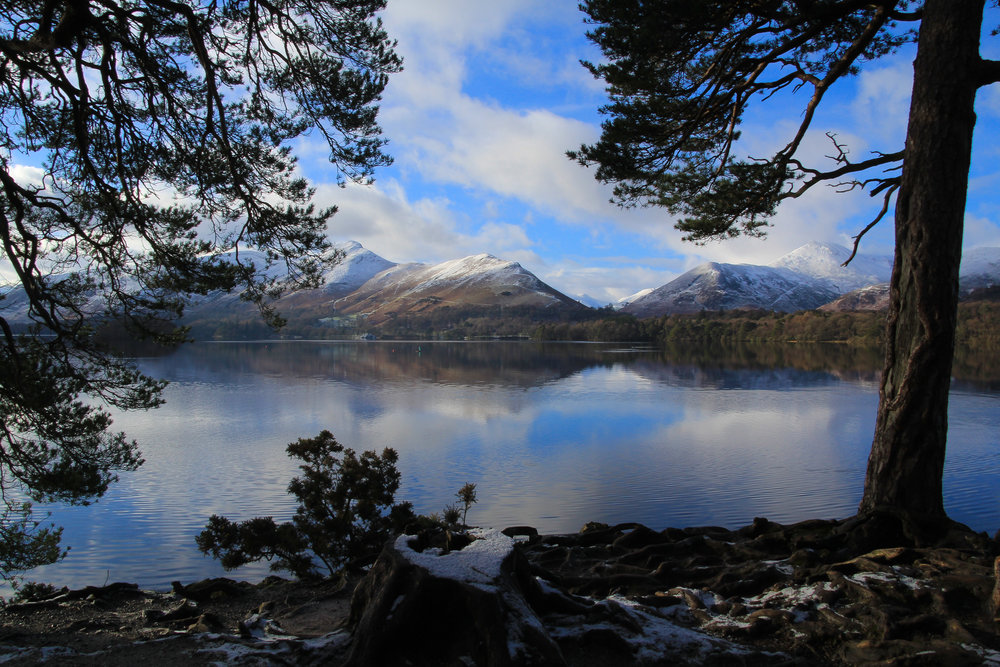 Dale Head at Derwent, The Lakes