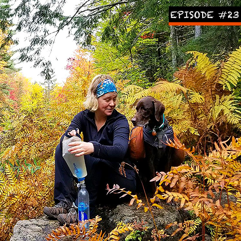 Hiking Thru — Hiking Thru Podcast Episodes