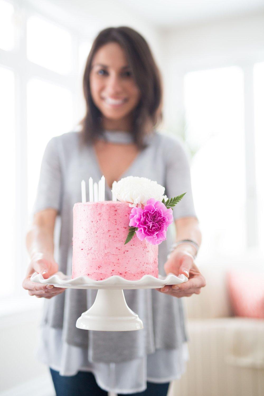 Vanilla Cake - Big Laugh Kitchen Hybrid Recipe