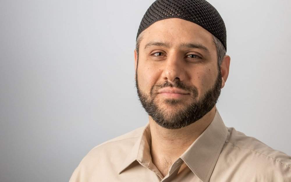 Imam Abdullah El-Asmar - Imam Abdullah El-Asmar is a Montreal native born to Lebanese parents. Before moving to Kingston, he was very much involved in working with the Muslim community in Montreal, especially in teaching and working with the youth. In 2014 he accepted the position of Muslim Chaplain for the Kingston Region Penitentiaries and has been working in the prison system ever since. His duties involve leading prayers, counseling, teaching inmates about their faith and helping them reconnect with their Lord to change their lives for the better.As a Muslim Chaplain at Queen's University, his role will involve connecting with the various Muslim groups on campus and being a support for their presence and activities within the university. On an individual basis, he will lend a listening ear to student's needs and issues to help them navigate student life within a religious context, and be a helping guide to their religious and spiritual flourishing.Imam Abdullah is currently pursuing a Bachelor's Degree in Islamic Sciences with Al-Azhar University. He is also black belt martial artist and a certified Self-Defense instructor.Contact Abdullah at: a.elasmar@queensu.ca