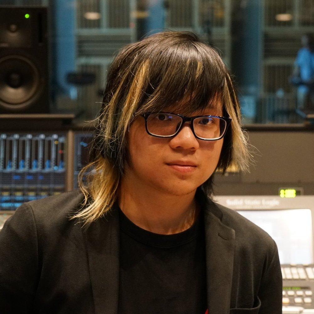 Elmer Ho - Asistente de producciónCompositoR