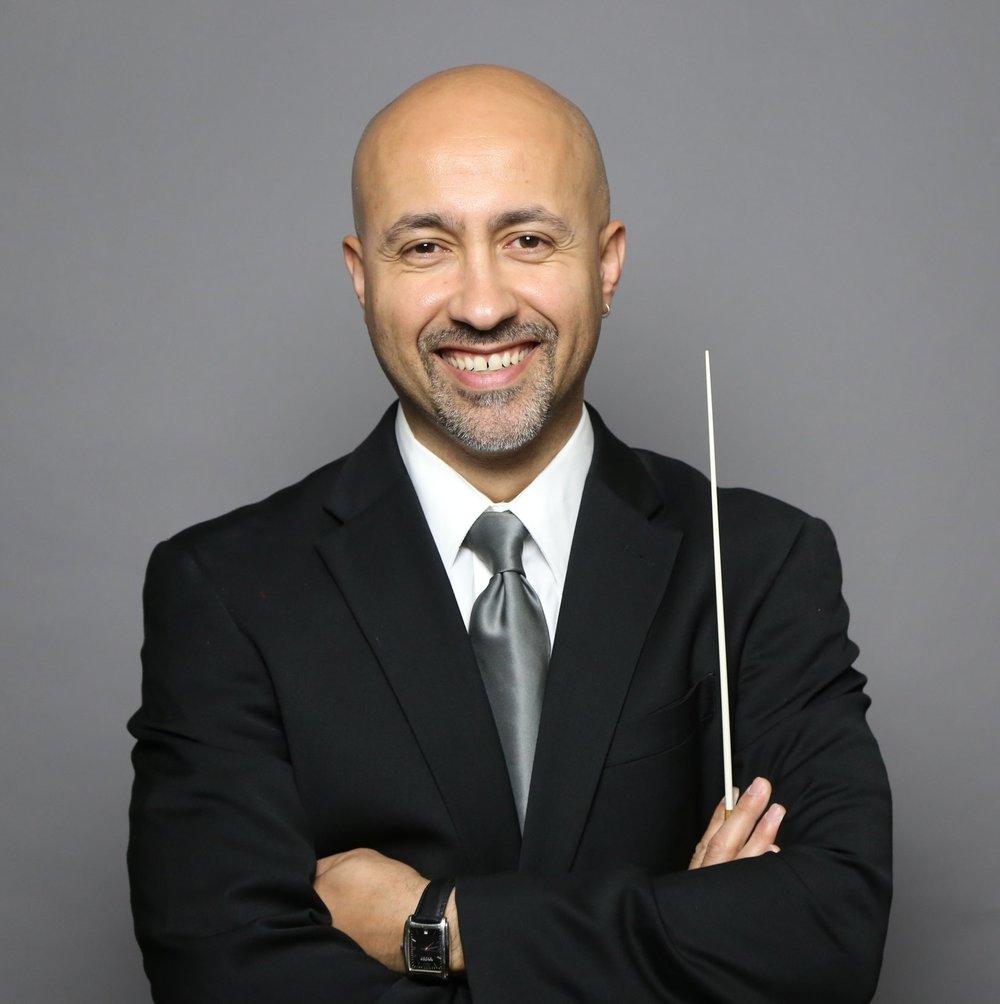 José Delgado - CHoir directorLyricist
