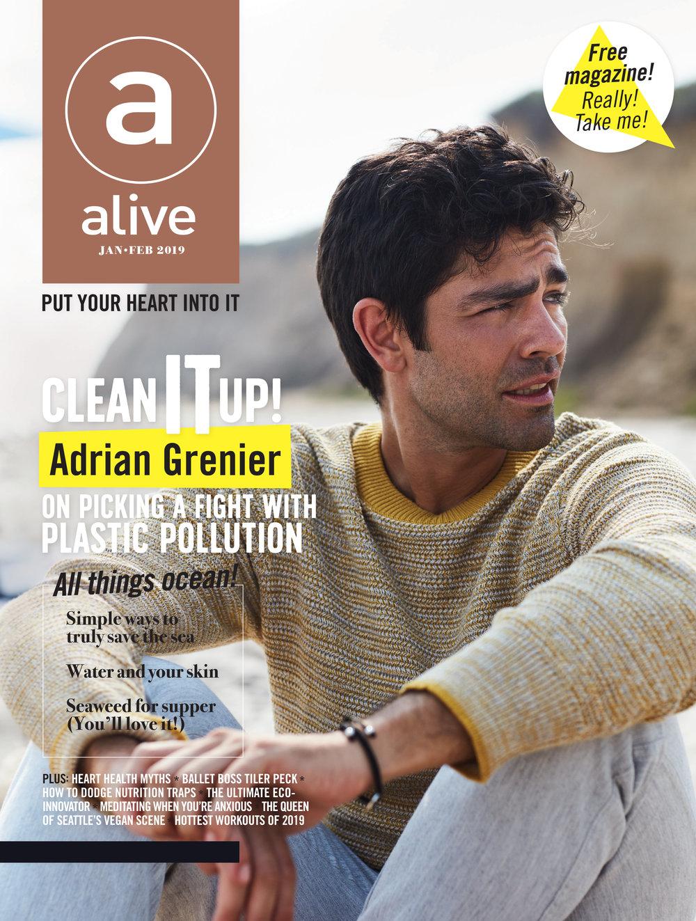 Adrian Grenier | Alive Magazine