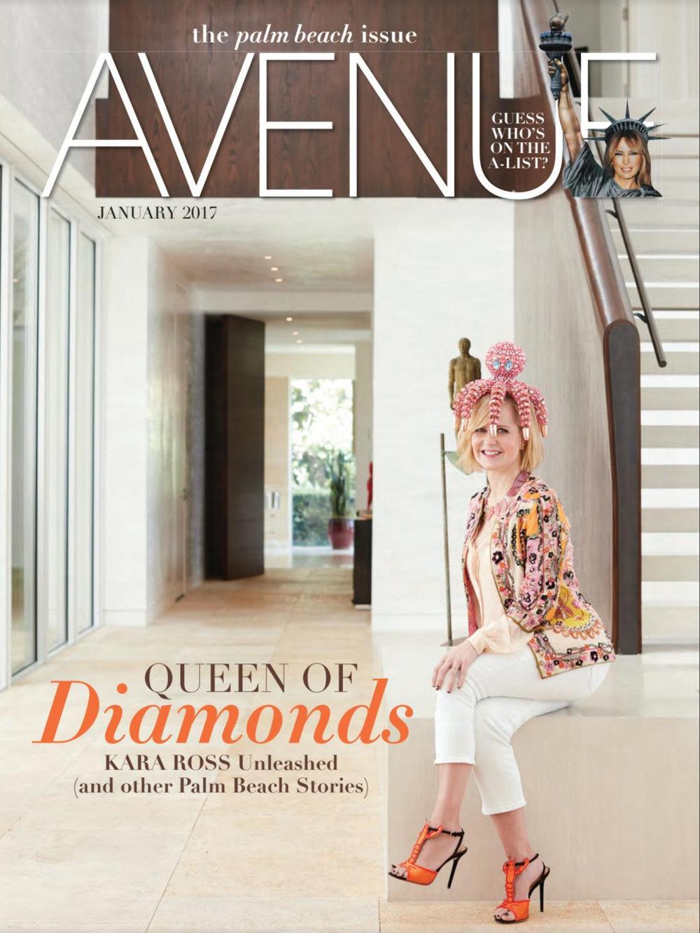 Avenue Magazine January - Palm Beach Cover.jpg