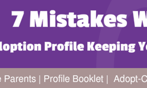 7 Mistakes In Your Profile Booklet Keeping You From Being Picked -