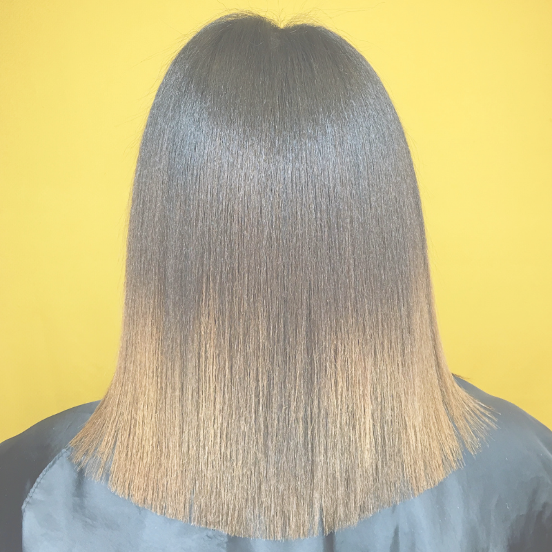 straighten - Flat iron|Wand curl
