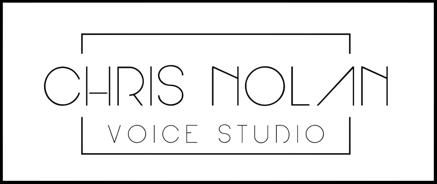 Chris Nolan Voice Studio