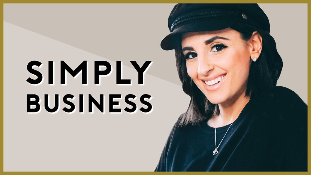 Simply Business - Group Coaching  - Simply Business is a live group coaching experiences designed to help early stage entrepreneurs stop feeling overwhelmed and overworked and start simply building their successful online business.