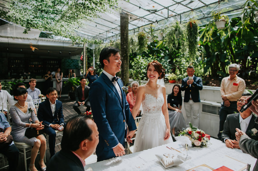 Weddings at  BOTANICO  Photographed by:  The Synchronal