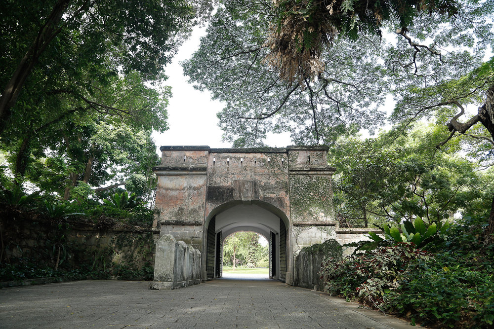 Fort Gate -