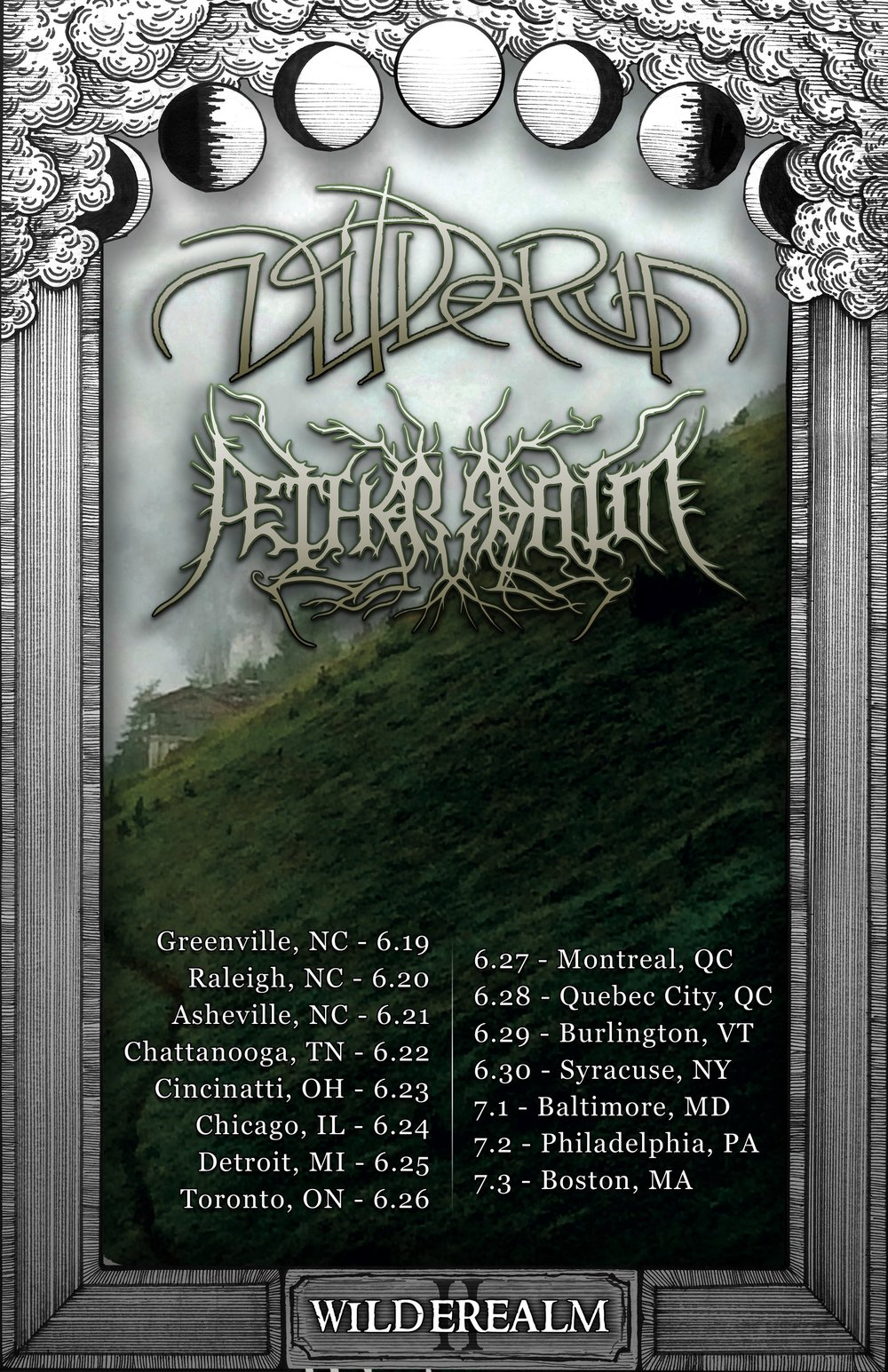The WildeRealm II Tour