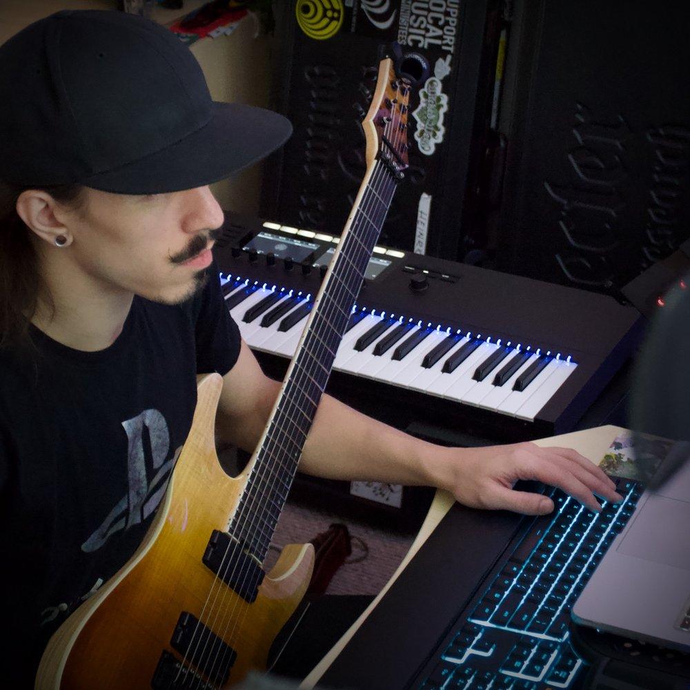 Lessons - Guitar / Ableton / Design