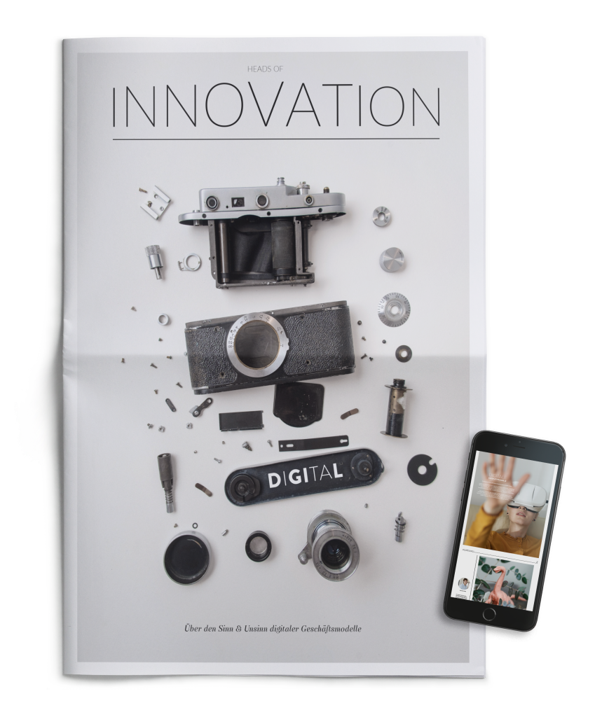 Digitale Geschäftsmodelle - Neue Geschäftsideen sprießen – analoge und digitale Technologien werden nahtlos miteinander vernetzt. Es entstehen neue Realitäten. Künstliche Intelligenz ist ein Buzzword und die Digitalisierungsmaschinerie brummt! DIGITAL ist aus dem heutigen Arbeitsalltag kaum mehr wegzudenken … Ausgabe N°7 ist da!