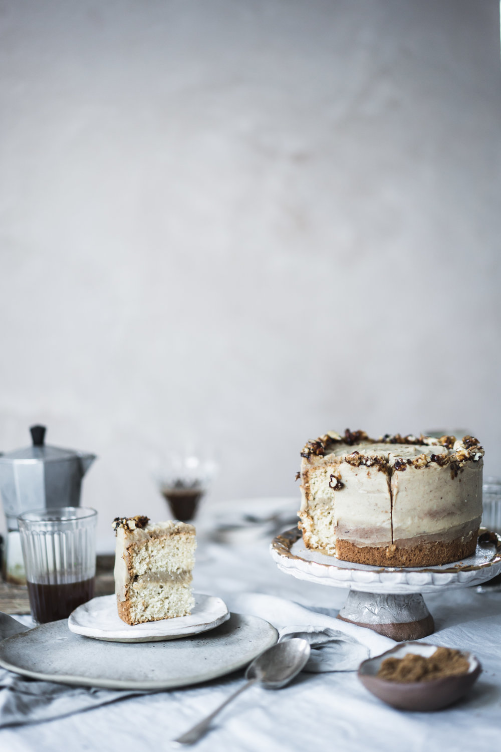 Cake by  Silvia Bifaro  - Photography by  Catia Lemmi