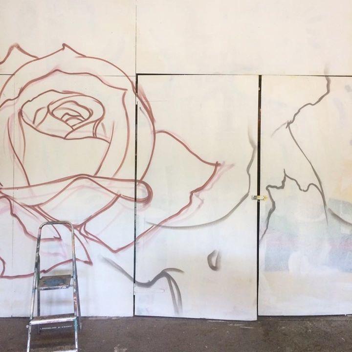 Peaceful Progress Graffiti Art Exhibition
