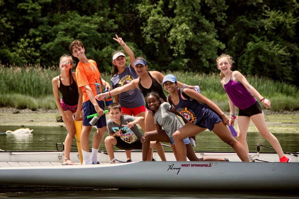 Learn to Row - Photo credit: Chris Mare