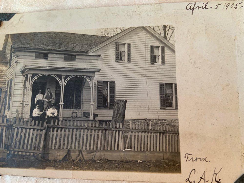 Thomas Farm circa 1905