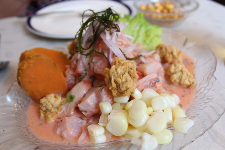 Ceviche de Barriada