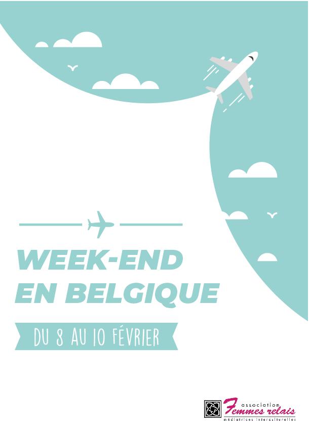 Le week-end en Belgique de Femmes Relais - Du vendredi 8 Février au Dimanche 10 Février 2019, les familles Balbyniennes de l'association Femmes Relais quitteront le quotidien du quartier pour un week-end en Belgique au village de vacances Sunparks.
