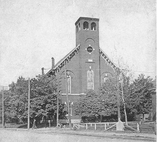 State Street Methodist Episcopal Church