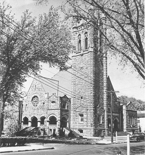 First Methodist episcopal church 1908 – 1969