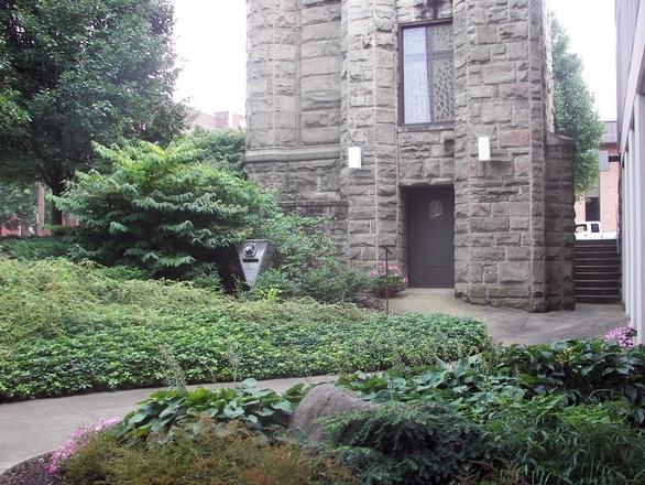 All Saints' Courtyard