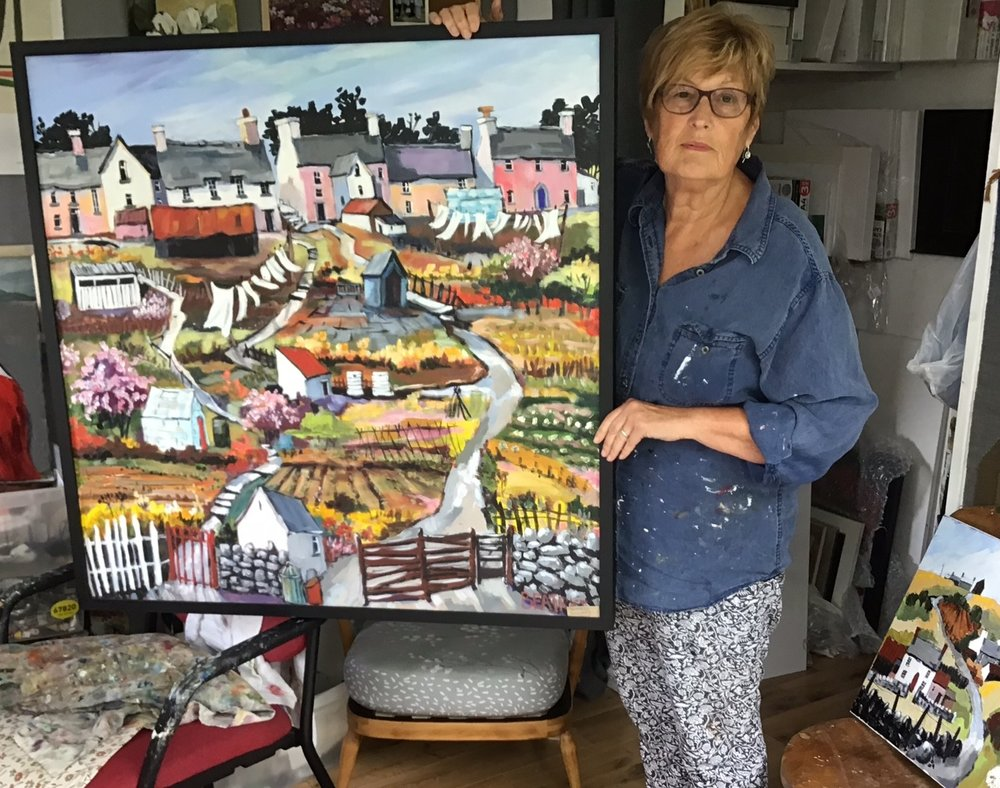Welsh Artist Beatrice Williams