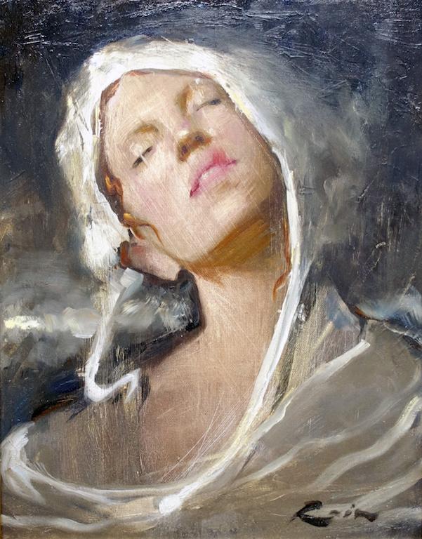 Girl In a White Hat.jpg