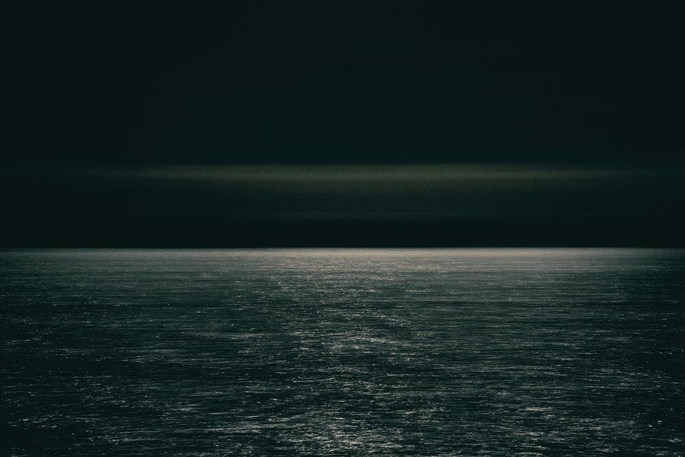 Loch Lomond Moonlicht