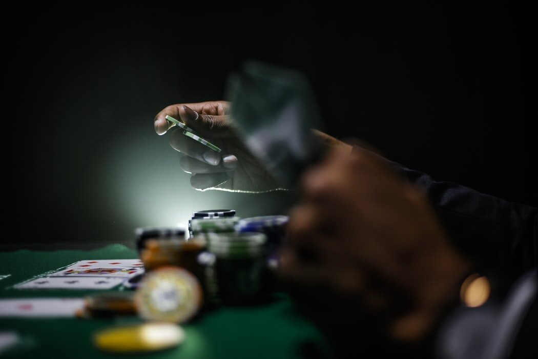 Play to Win: Meta-Skills in High-Stakes Poker — Forcing Function