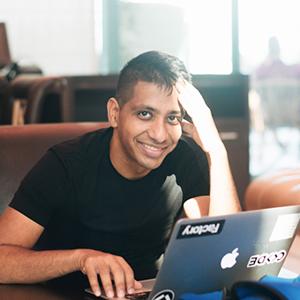 Mitra Rudradeb     Tech Entrepreneur