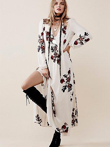 Fashion Trend Alert: Fall Florals