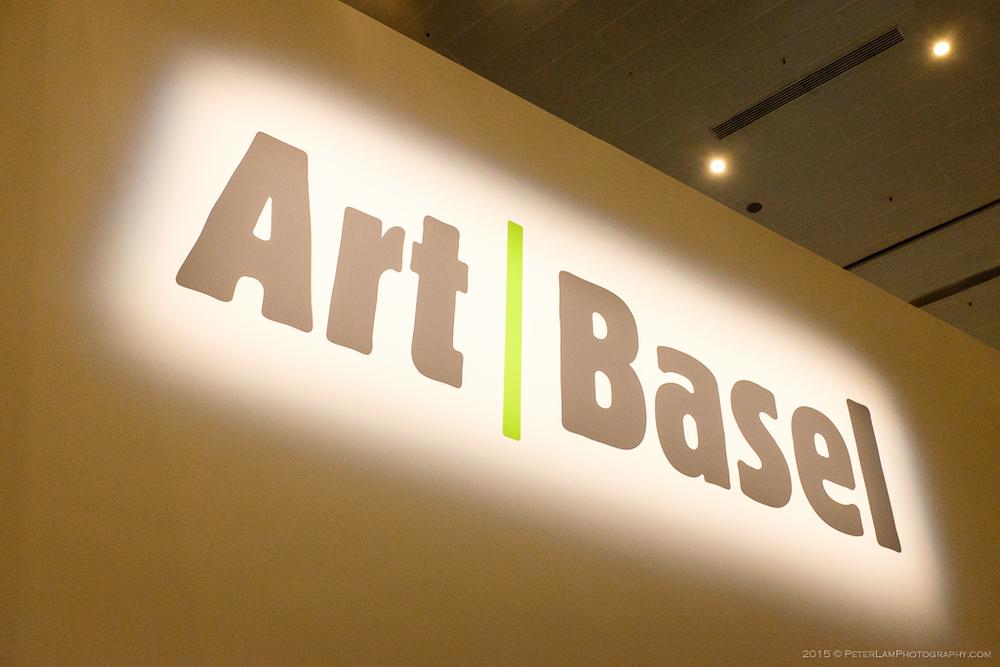 Art Basel, in America 2015