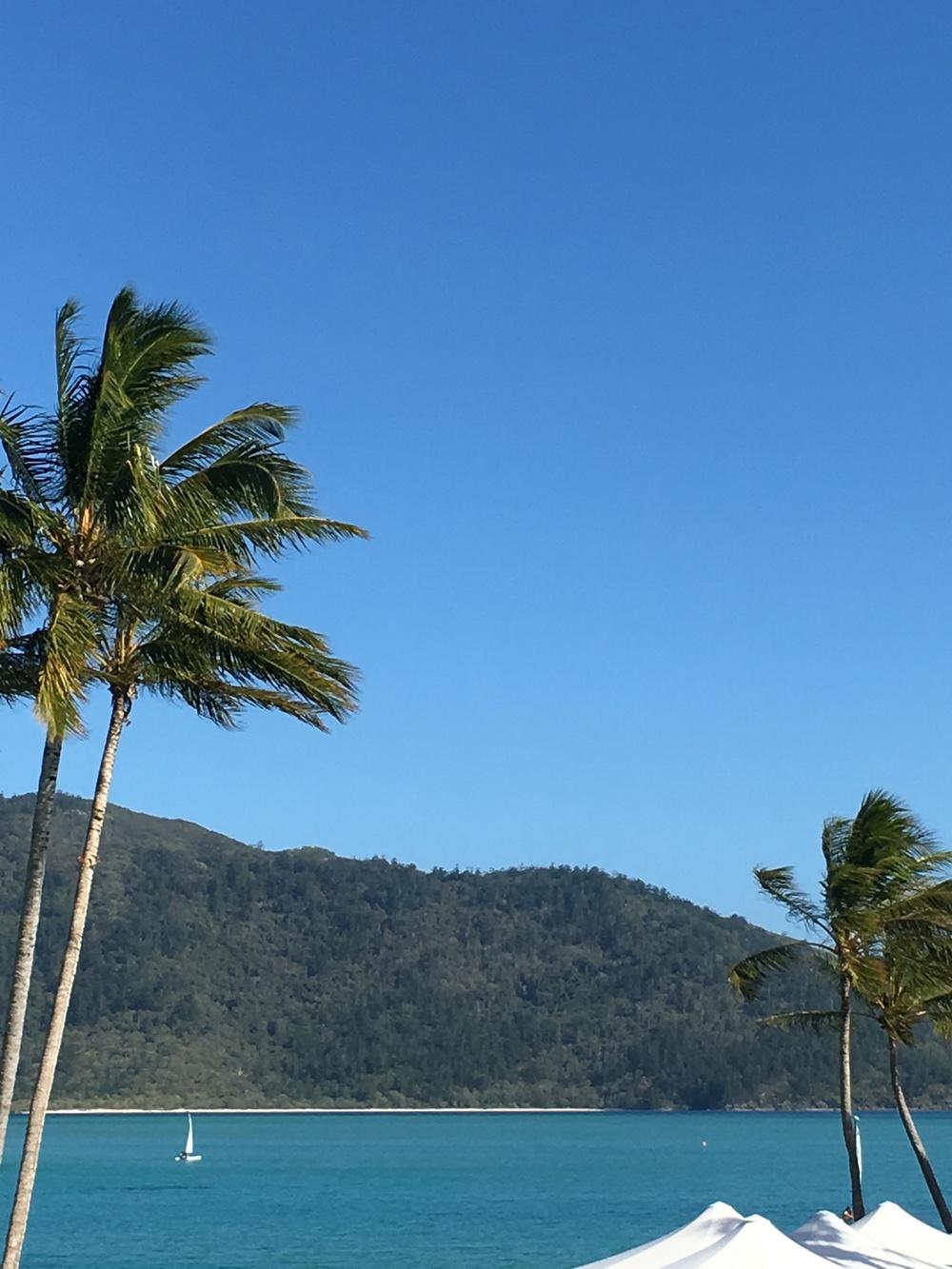 The Whitsunday Islands , Queensland, Australia