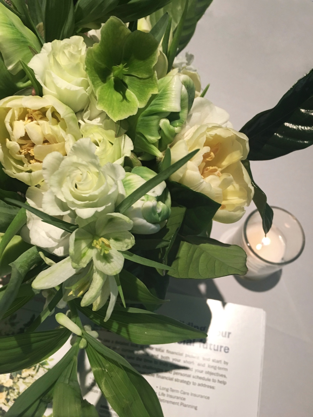 B Floral for American Ireland Fund