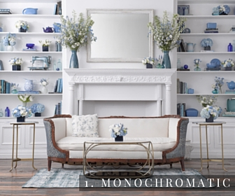 Summer Home Floral Trends