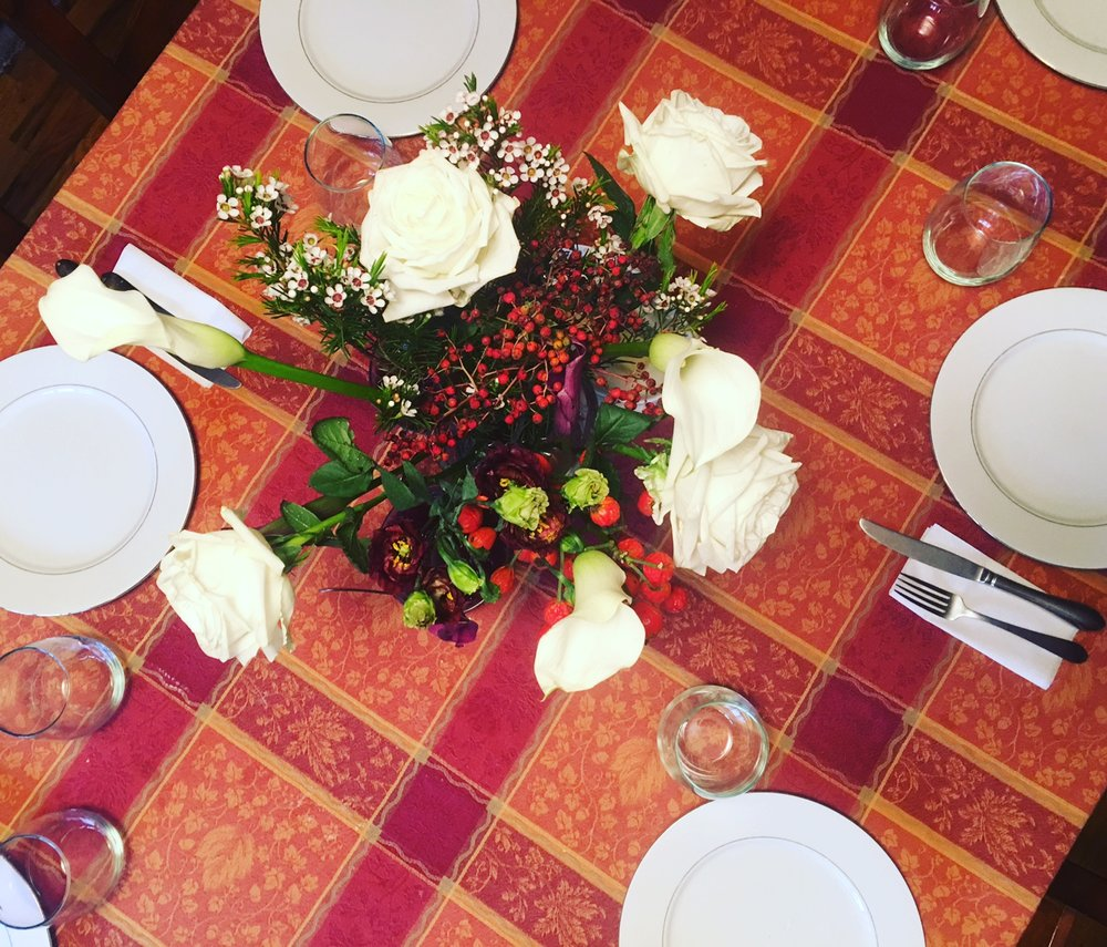 Throwback Thursday: B Floral's Thanksgiving at Home