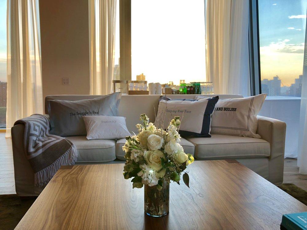 Lounge Arrangement for Riley Home- B Floral