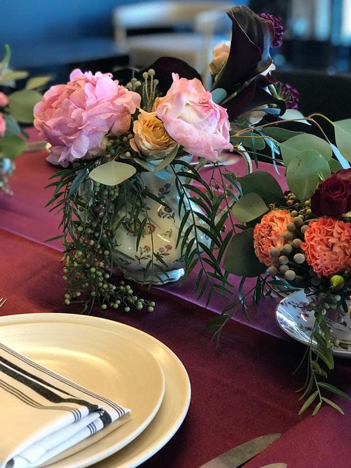 HBO Luncheon Arrangements- B Floral