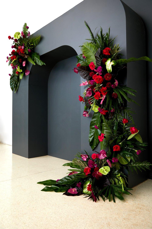 Floral Arch- B Floral