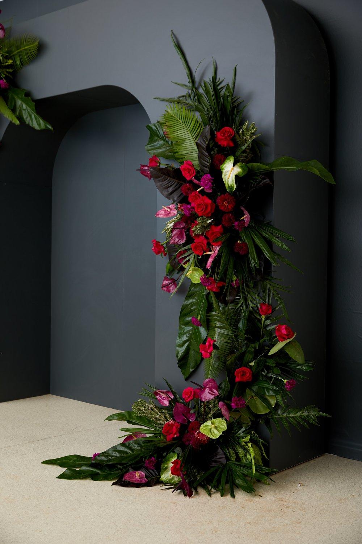 Floral Arch Details- B Floral
