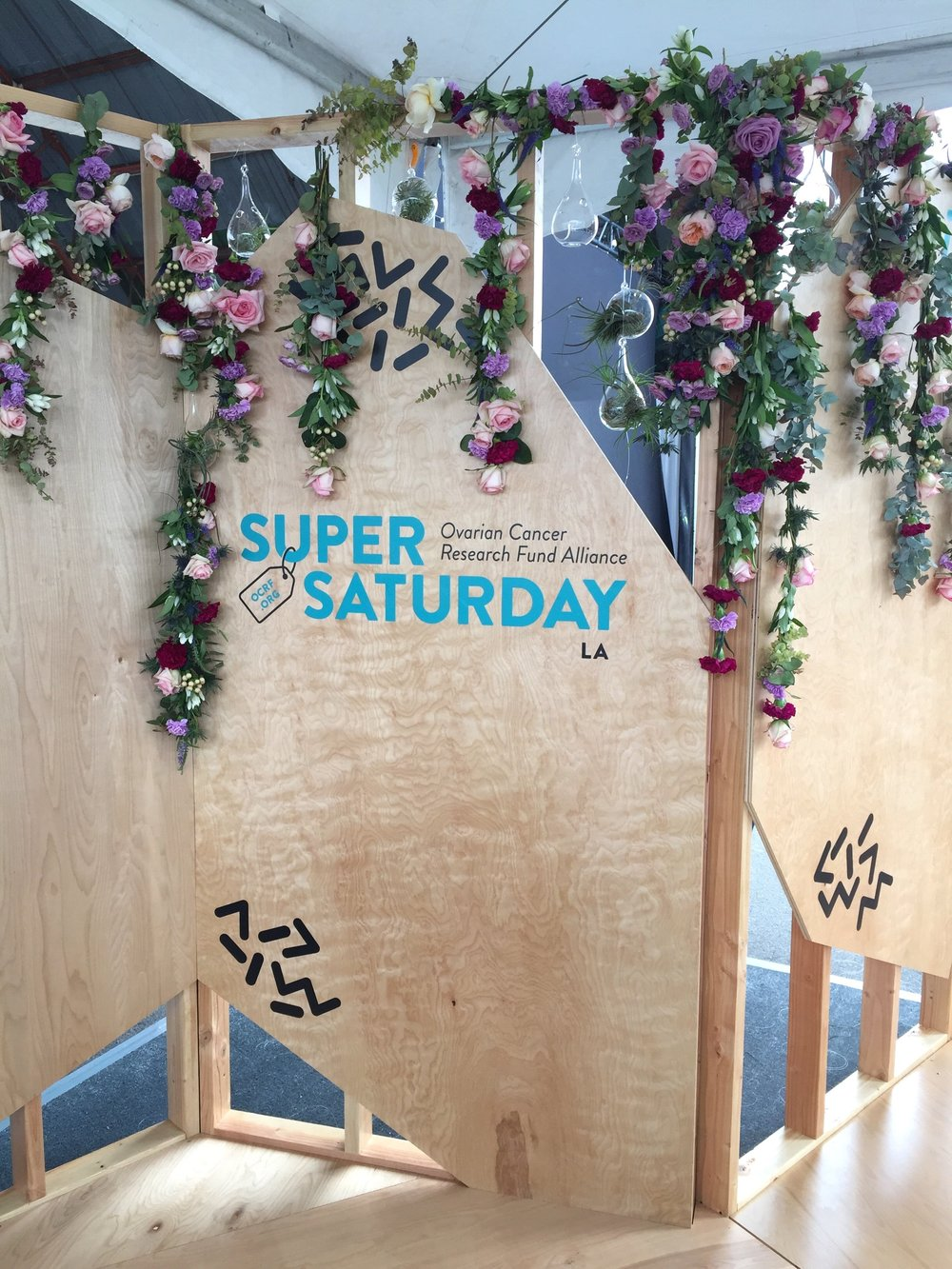 OCRFA - OCRA - SUPER SATURDAY - LOS ANGELES - B FLORAL